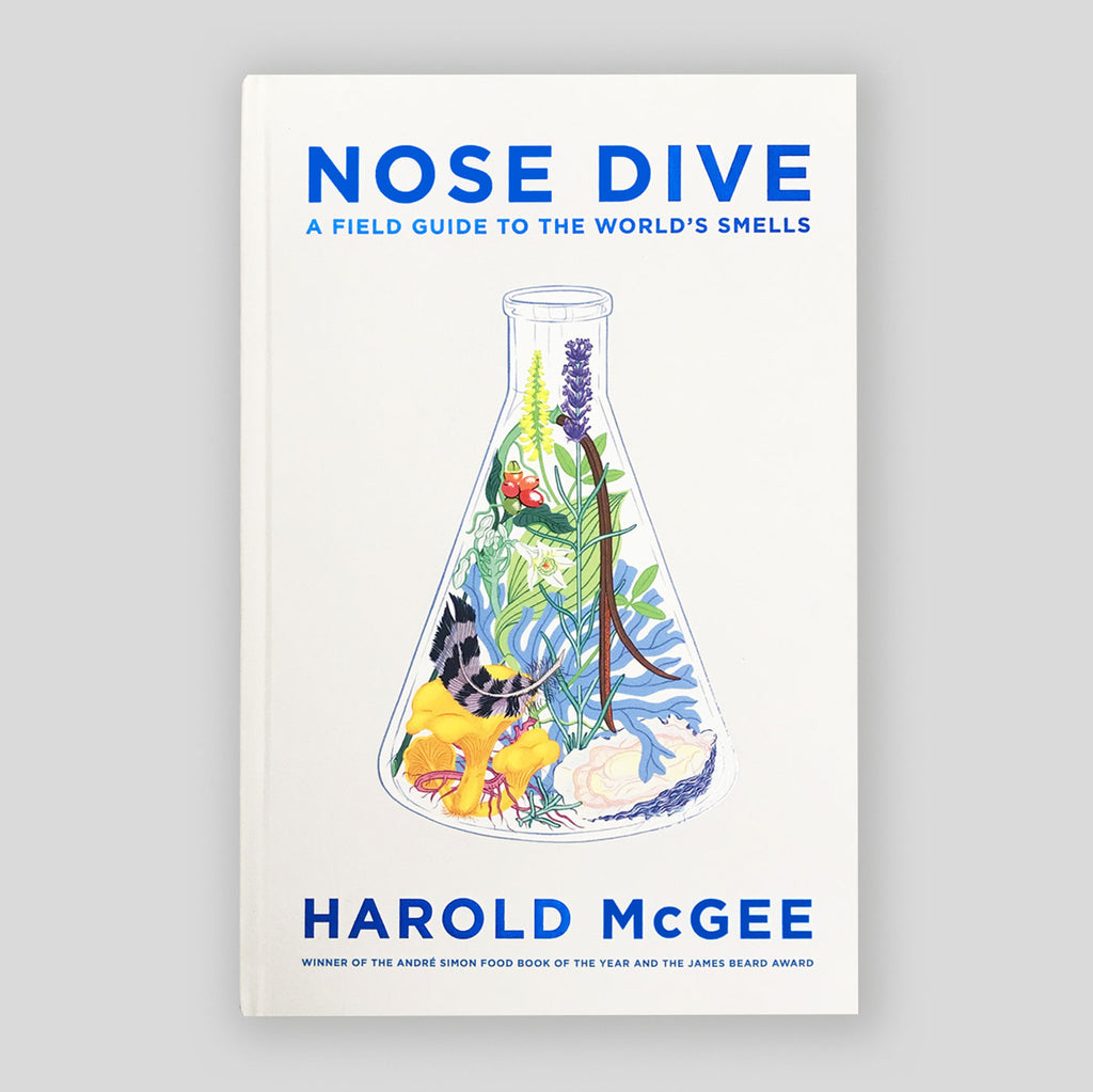 Nose Dive | Harold McGee | Colours May Vary