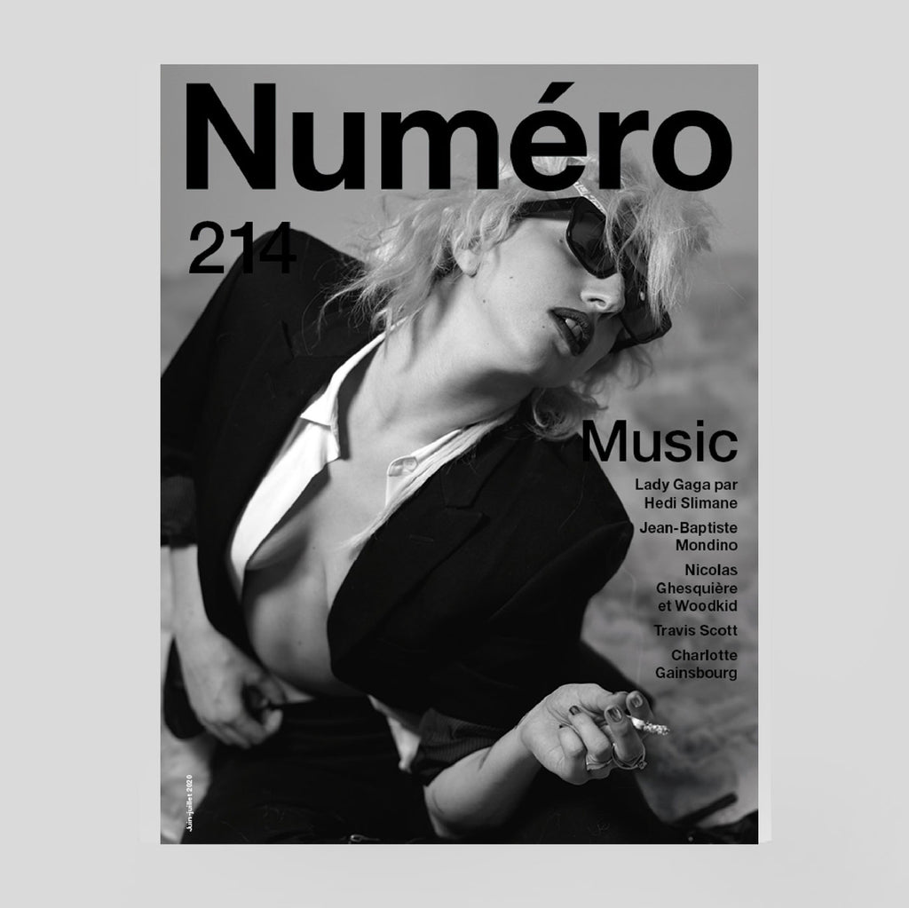 Numero #214 'The Music Issue' | Colours May Vary
