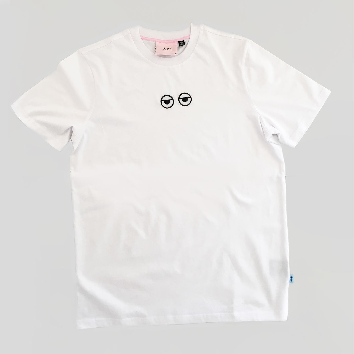 Lazy Oaf x Studio Arhoj Eyes Open T-Shirt.