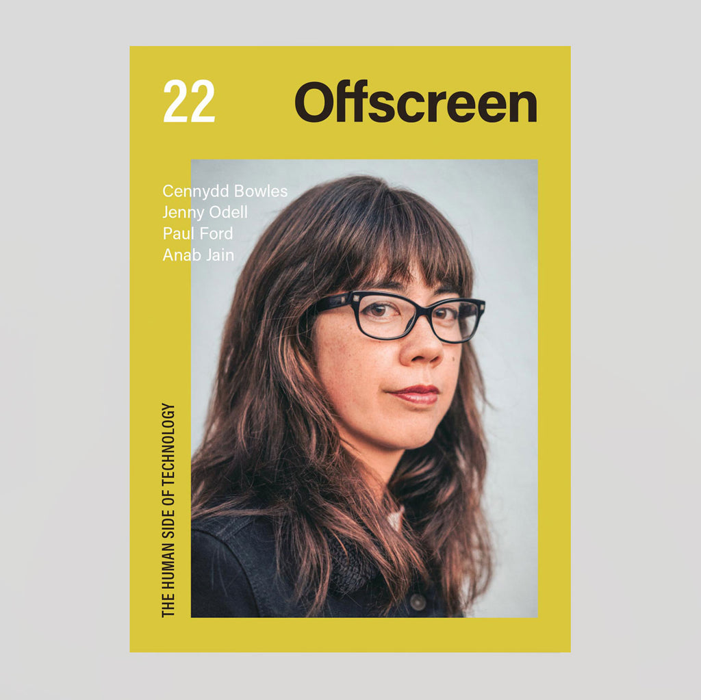 Offscreen Magazine #22 - Colours May Vary