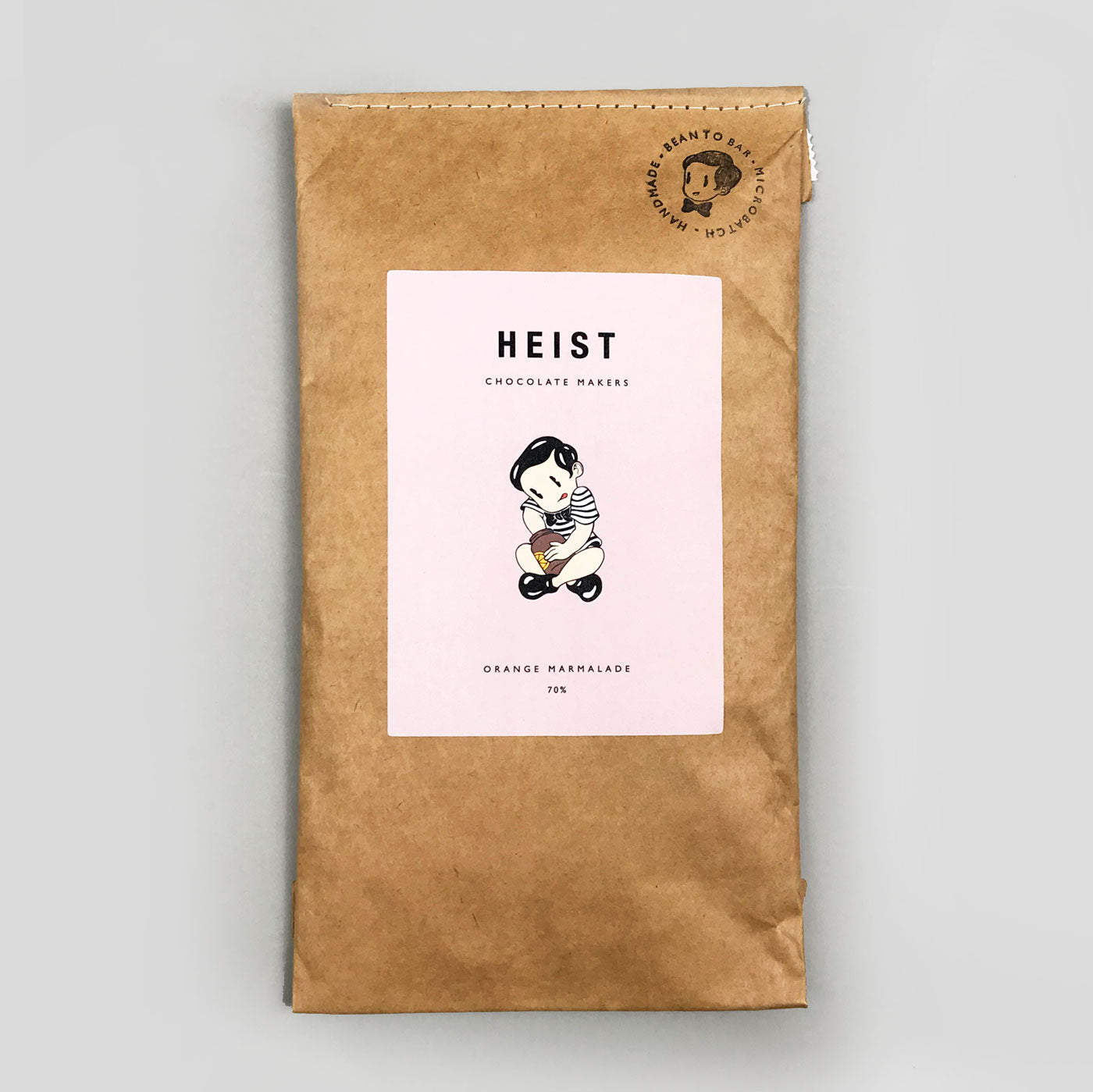 Heist Chocolate | Orange Marmalade