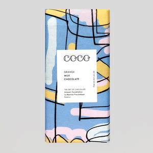 Coco Chocolatier - Orange (Milk)