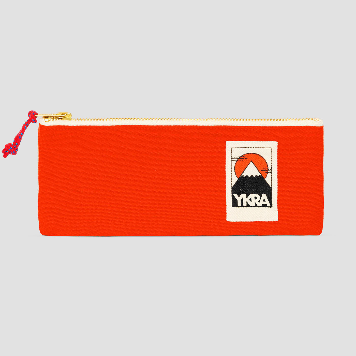 YKRA PENCIL CASE - ORANGE
