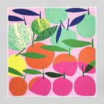 Lottie Hall | Oranges Print | Colours May Vary