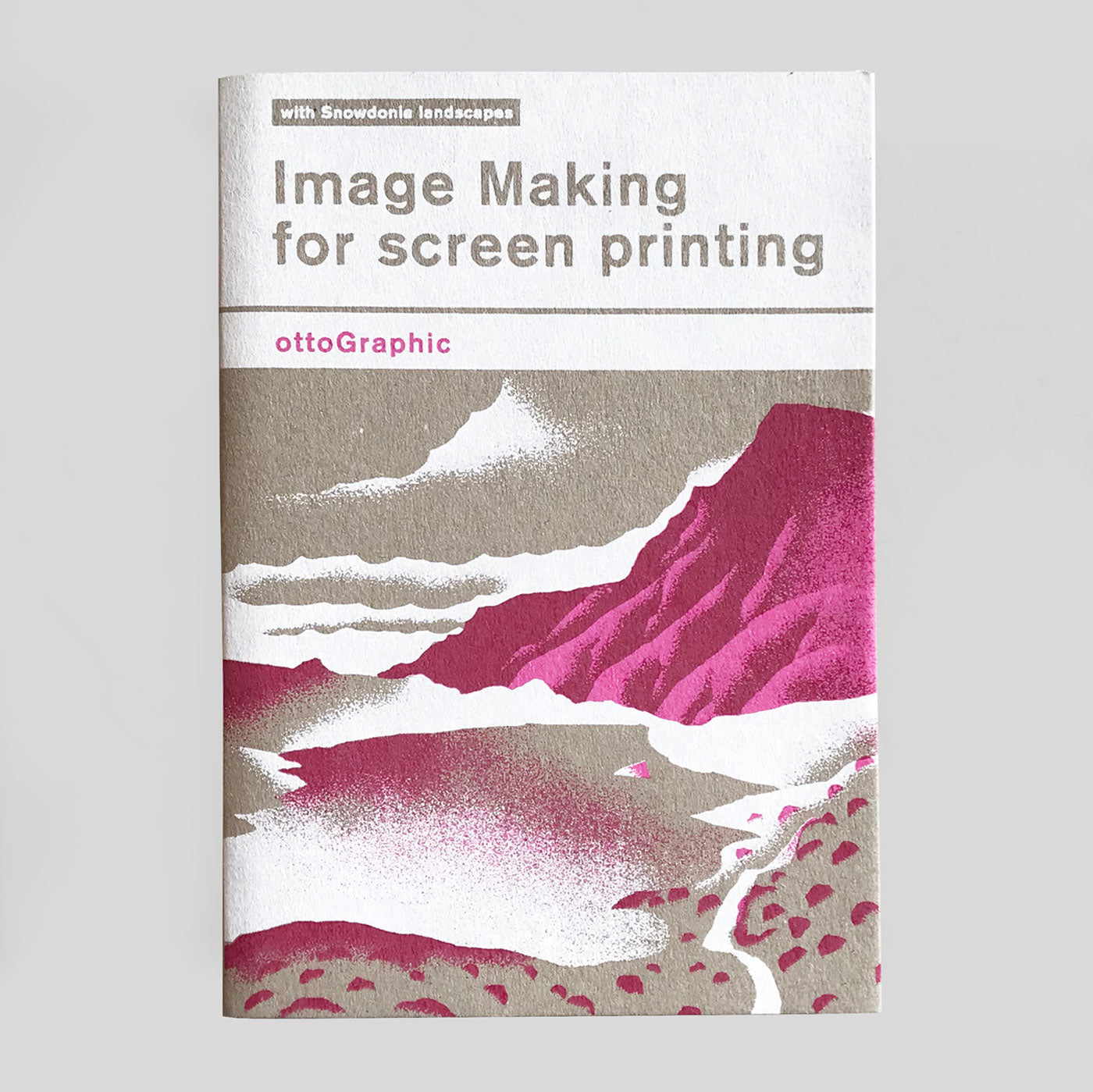 Image-Making For Screen Printing