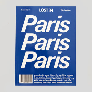 Lost in Paris (New Edition!) - Colours May Vary