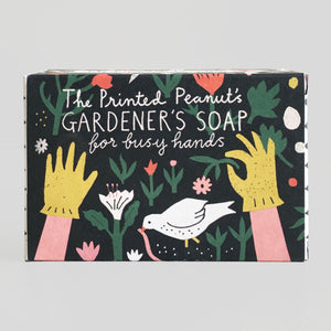 The Printed Peanut | Gardener's Soap - Colours May Vary