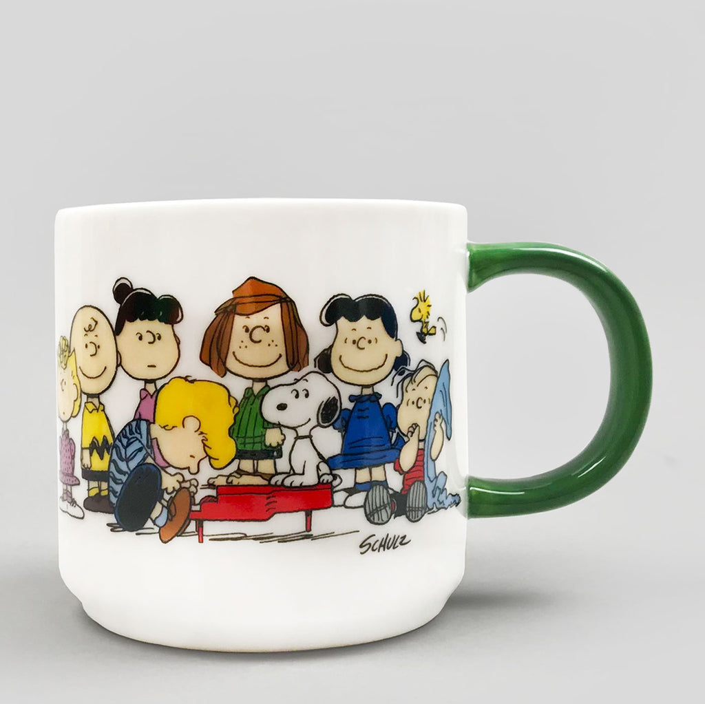 Peanuts Mug | Peanuts Gang | Colours May Vary