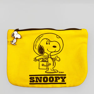 Peanuts Pouch | All Systems Are go! | Colours May Vary