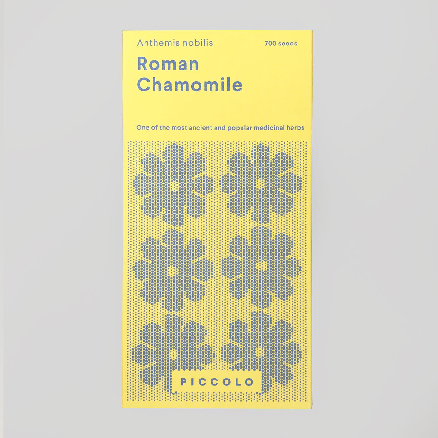 Piccolo Seeds - Chamomile 'Roman' - Colours May Vary