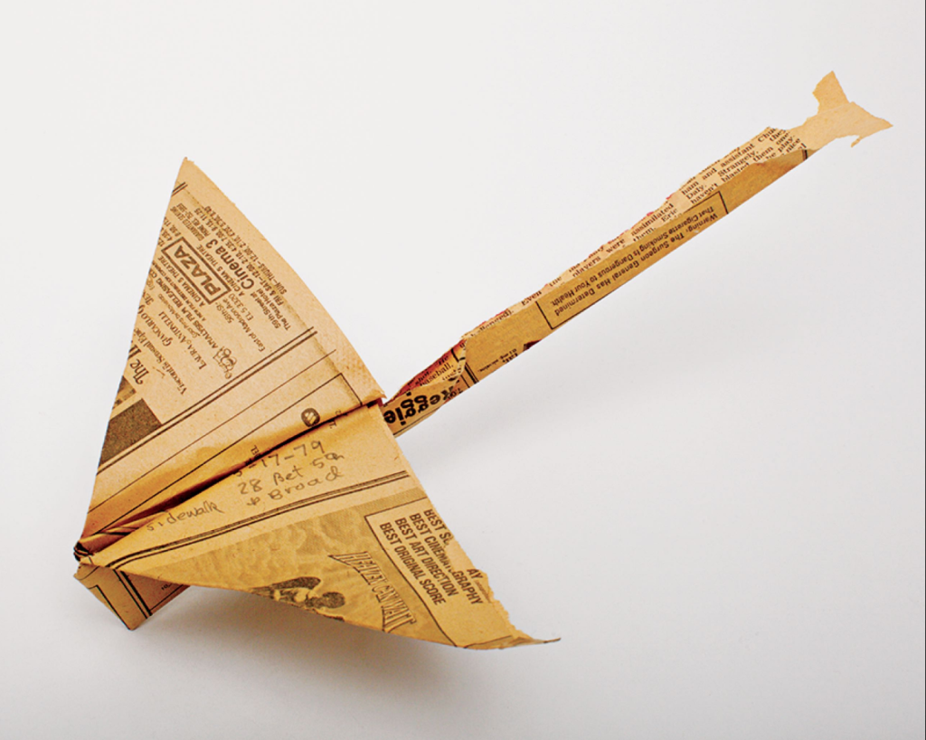 Paper Airplanes: The Collections of Harry Smith, Vol.1