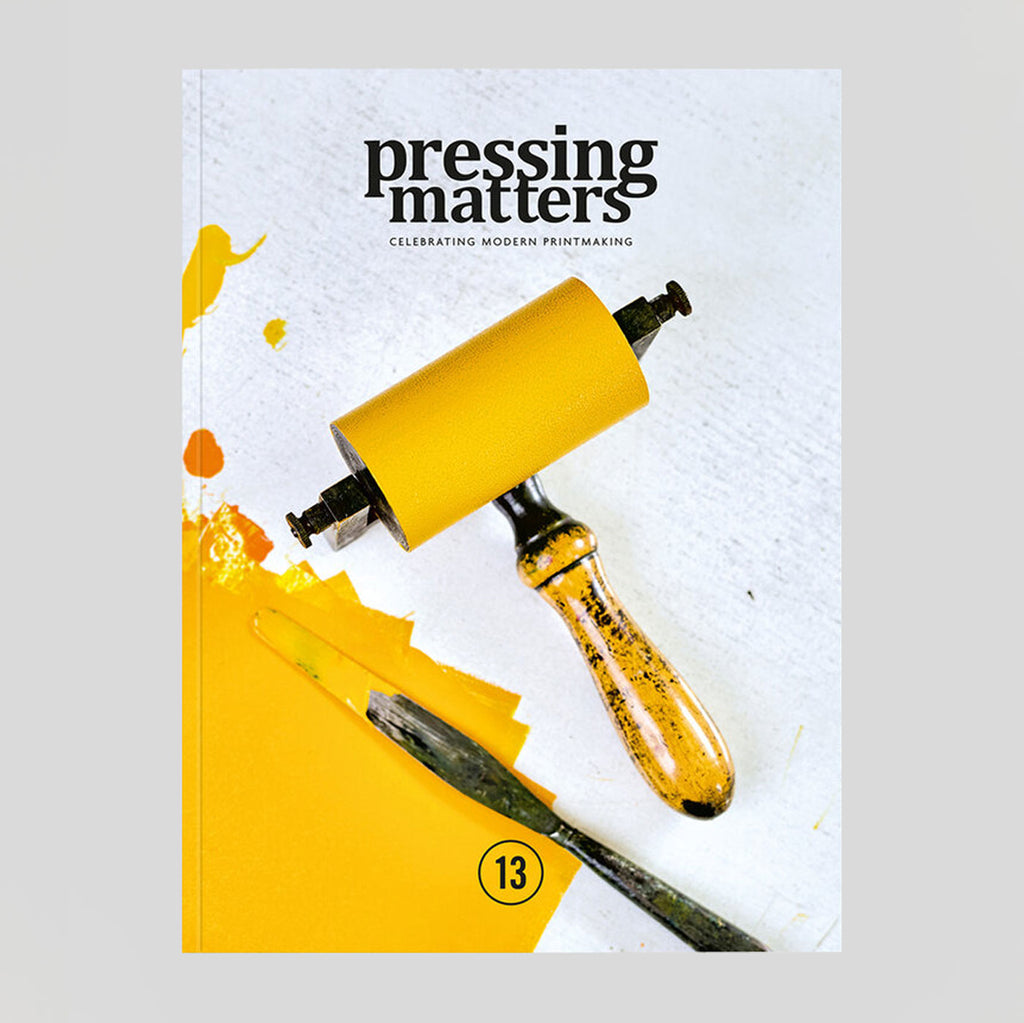 Pressing Matters #13 | Colours May Vary