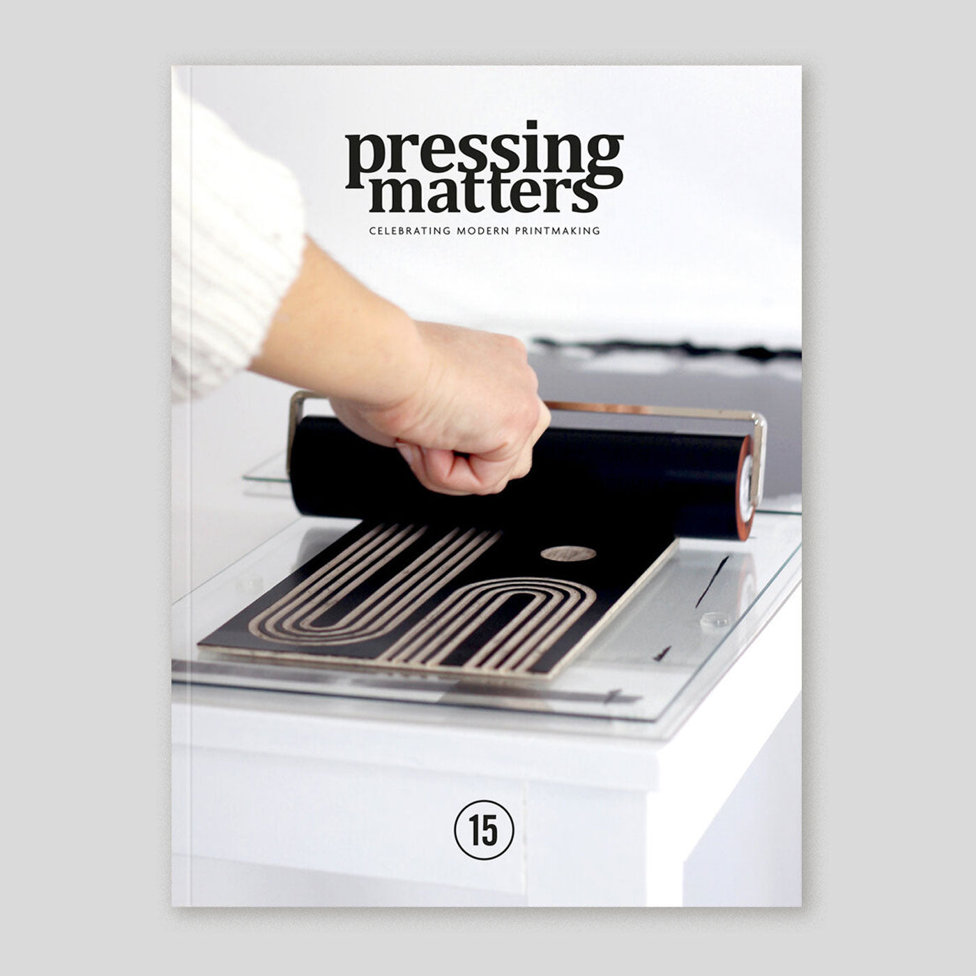 Pressing Matters #15 | Colours May Vary