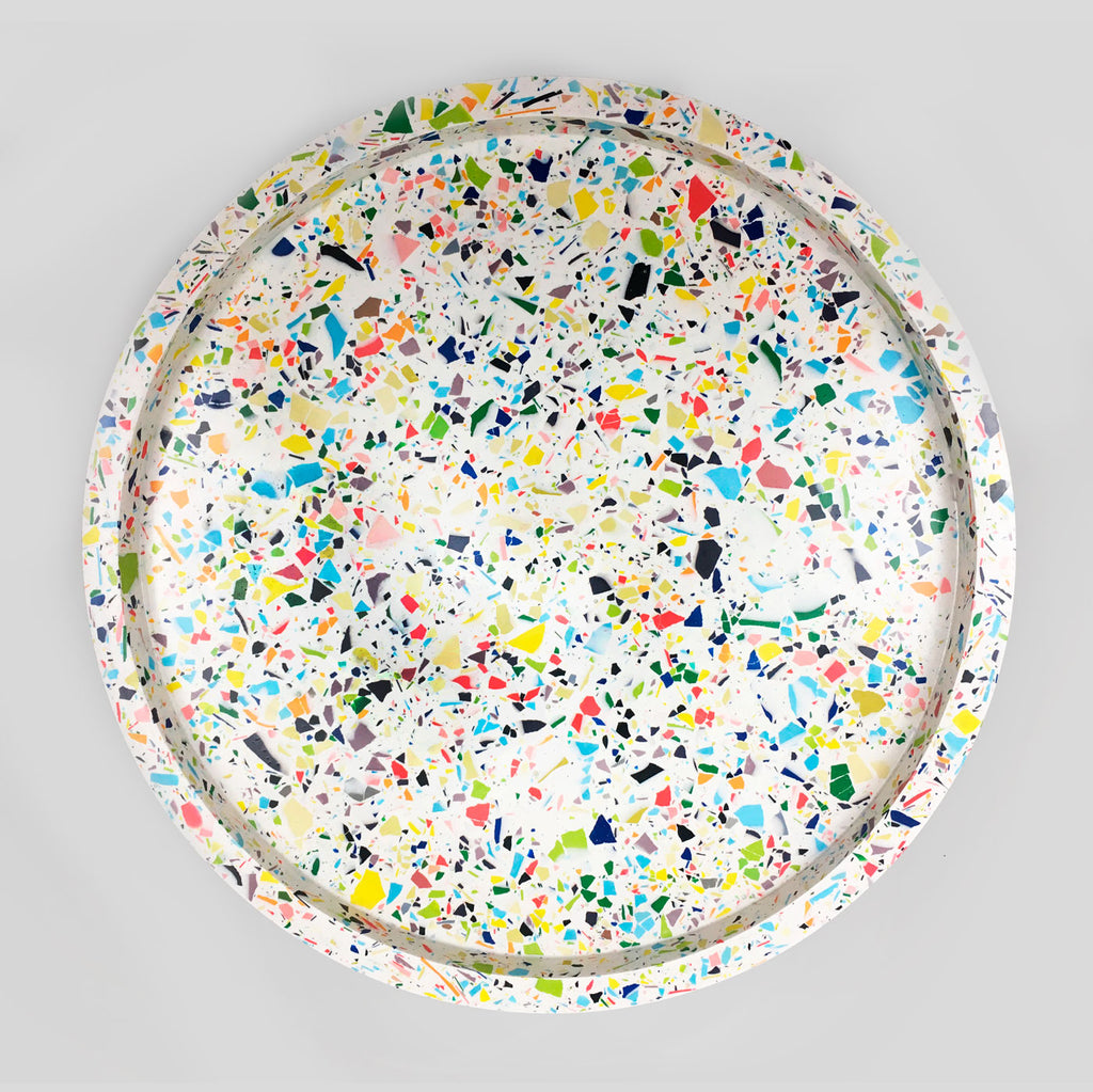 Emily Marlin Tray 'Pop'