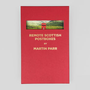 Martin Parr- Remote Scottish Postboxes (The Postcards) - Colours May Vary