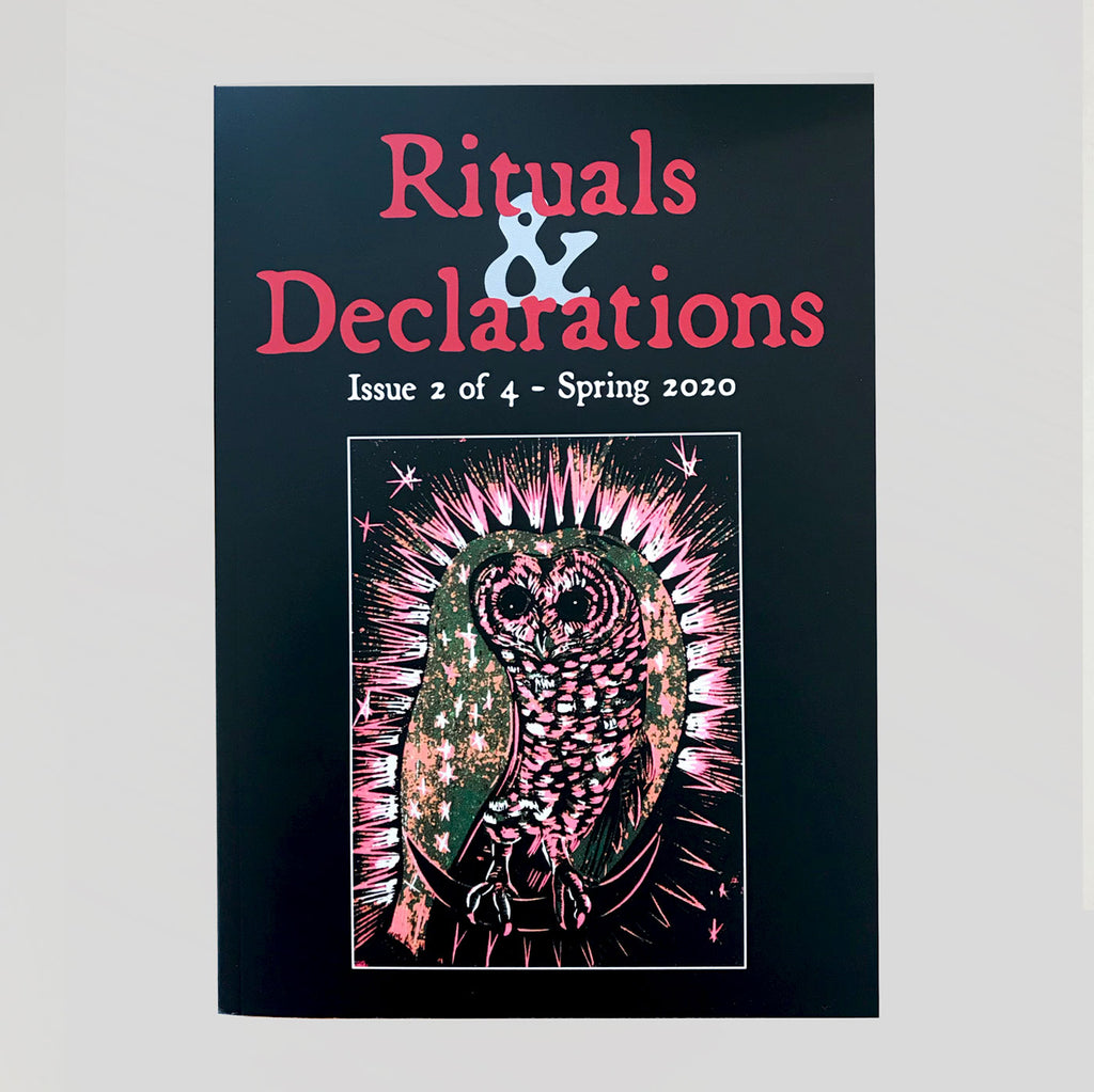 Rituals & Declarations - Spring 2020 - Colours May Vary