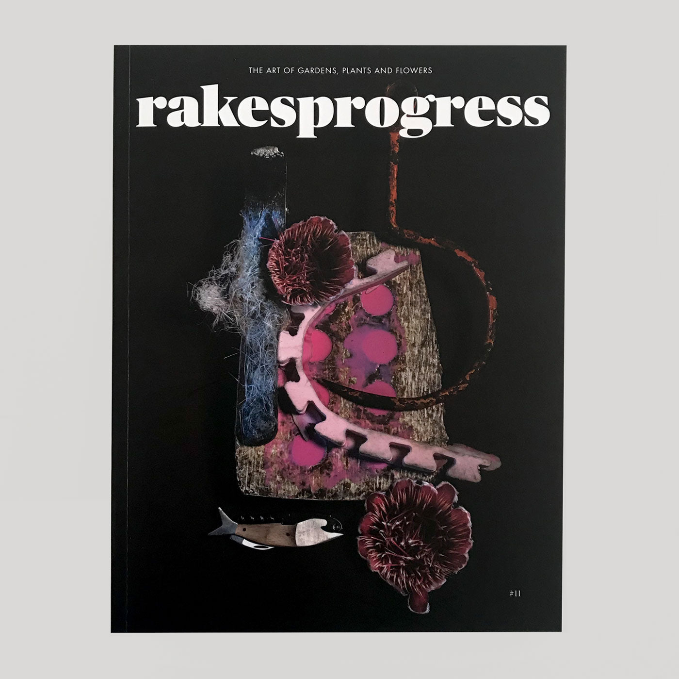Rakes Progress #11 - Colours May Vary