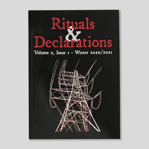 Rituals & Declarations - Winter 2020/21  (Vol.2, Issue 1) | Colours May Vary
