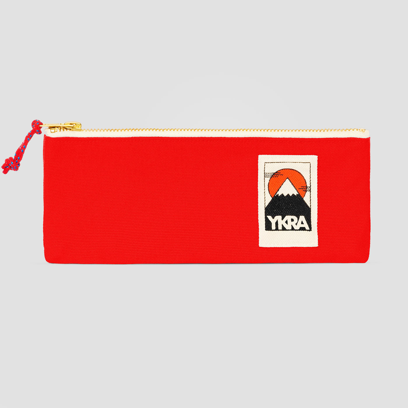 YKRA PENCIL CASE - RED