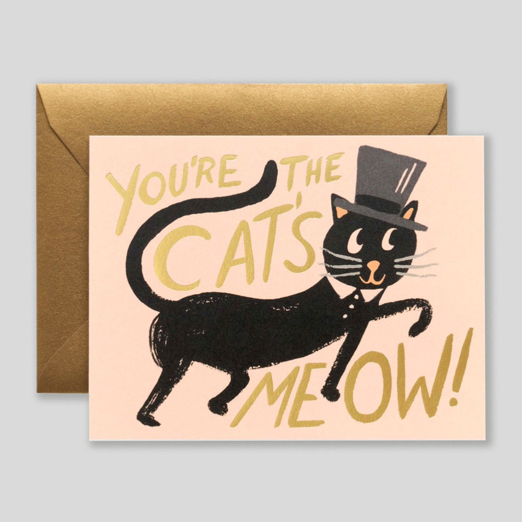 Rifle Paper Co. | You're The Cat's Meow |Colours May Vary
