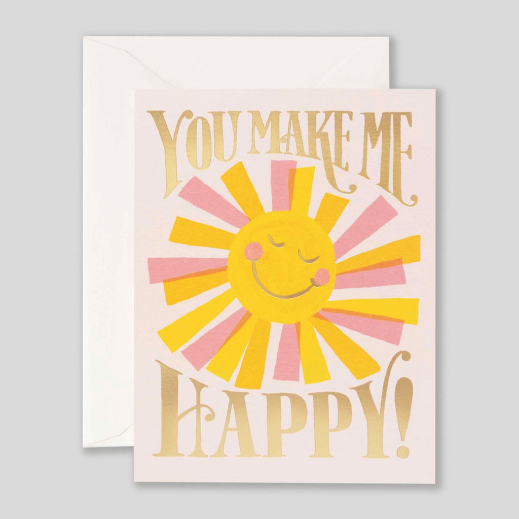 Rifle Paper Co. | You Make Me Happy | Colours May Vary