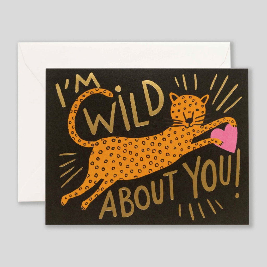 Rifle Paper Co. | I'm Wild About You | Colours May Vary
