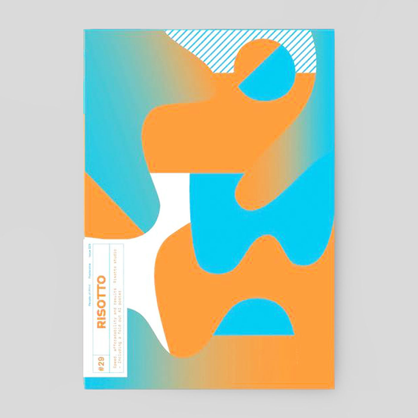 Risotto Studios Posterzine #29 - People of Print