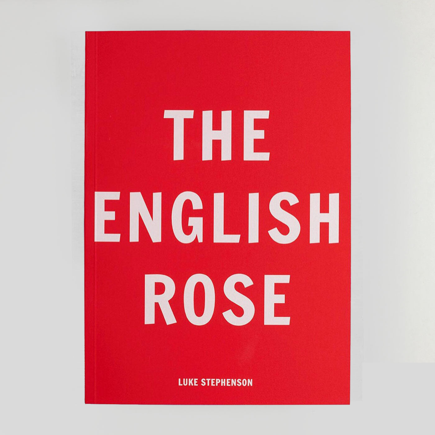 The English Rose by Luke Stephenson (SIGNED)