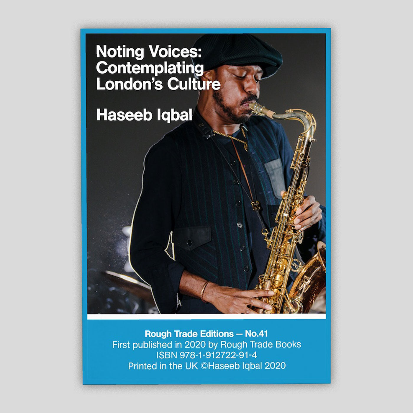Noting Voices: Contemplating London's Culture | Haseeb Iqbal | Colours May Vary