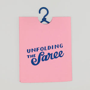 Unfolding The Saree by Studio Kohl