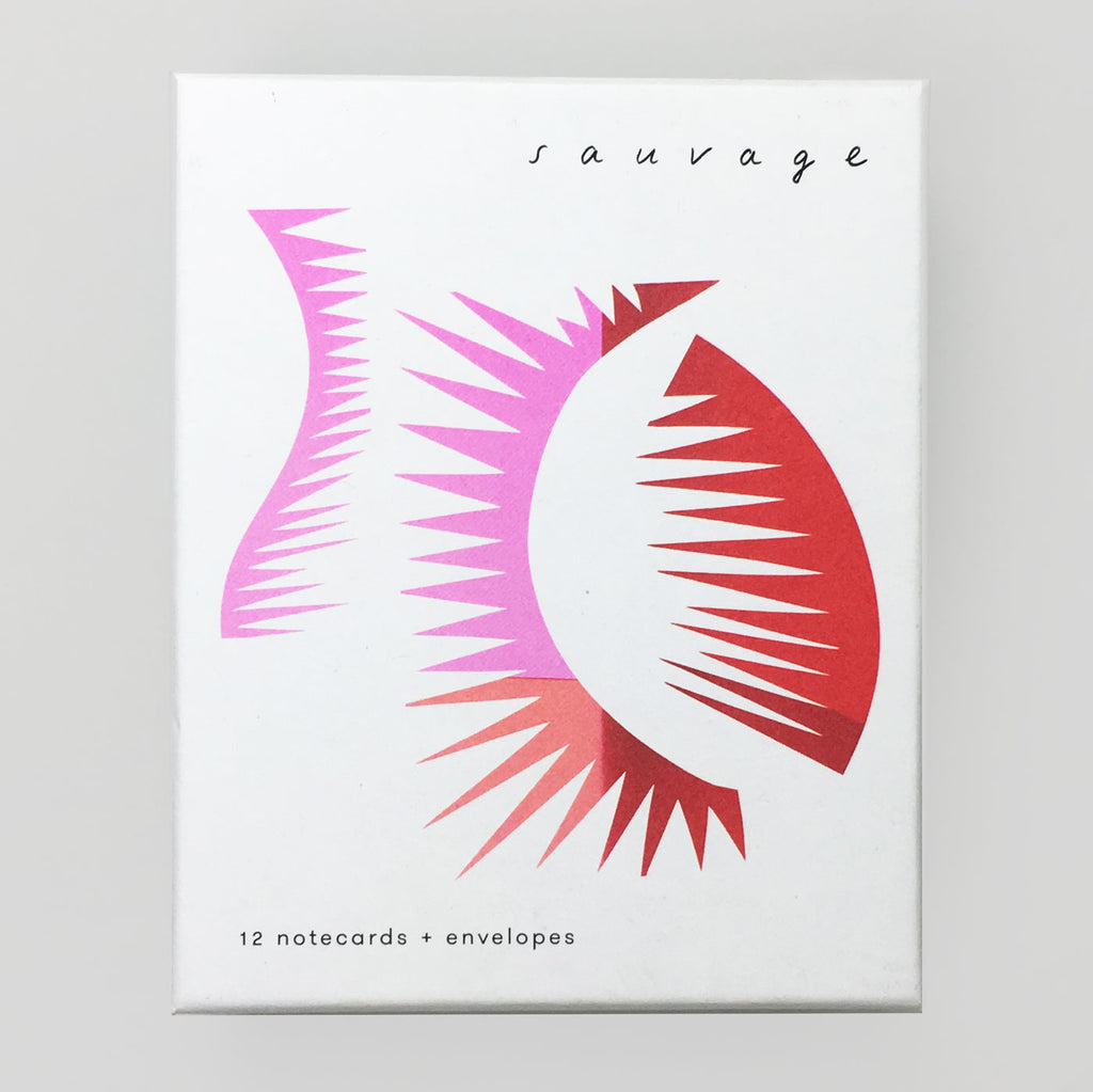 Sauvage Notecards by Triboro