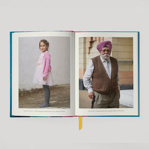 Sunday Best: A Celebration of Diversity by Katie Waggett. - Colours May Vary