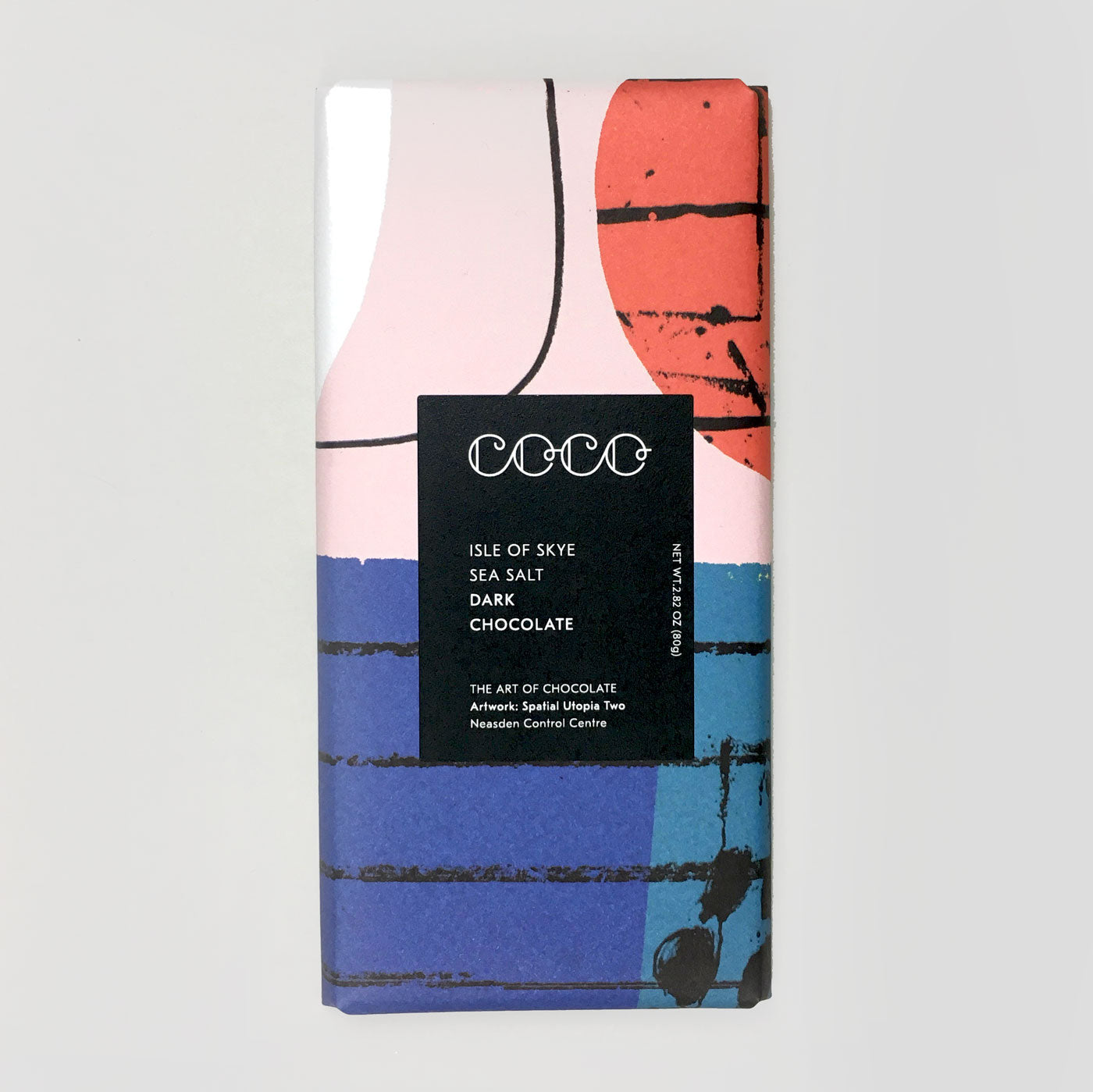 Coco Chocolatier - Isle Of Skye Sea Salt (Dark)