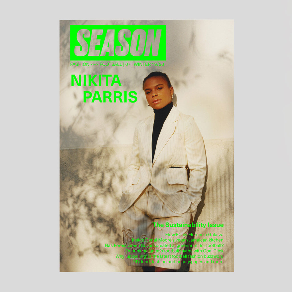 Season Magazine #7 'The Sustainability Issue' - Colours May Vary