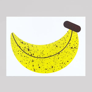 Scout Editions - Banana Mini Riso Card - Colours May Vary