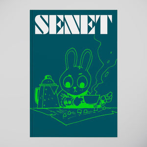 Senet Magazine #3 | Colours May Vary