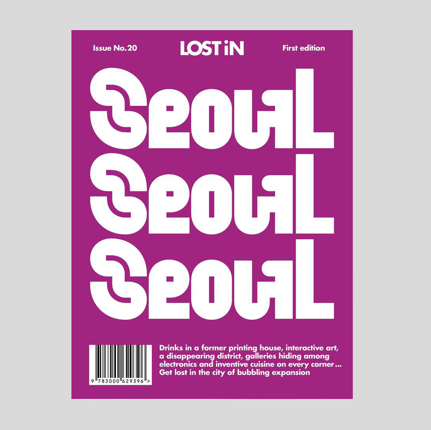 Lost in Seoul - Colours May Vary