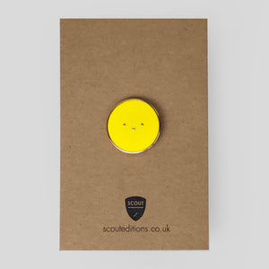 Golden Hour Pin by Scout Editions - Colours May Vary