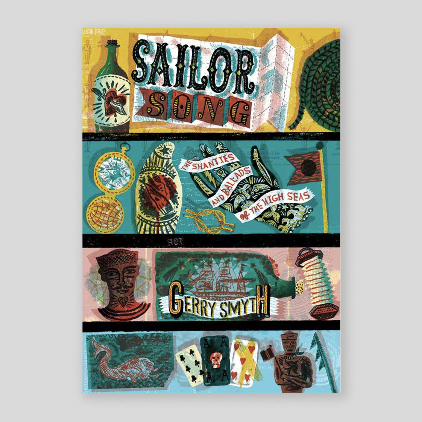 Sailor Song: The Shanties and Ballads of the High Seas | Gerry Smyth | Colours May Vary