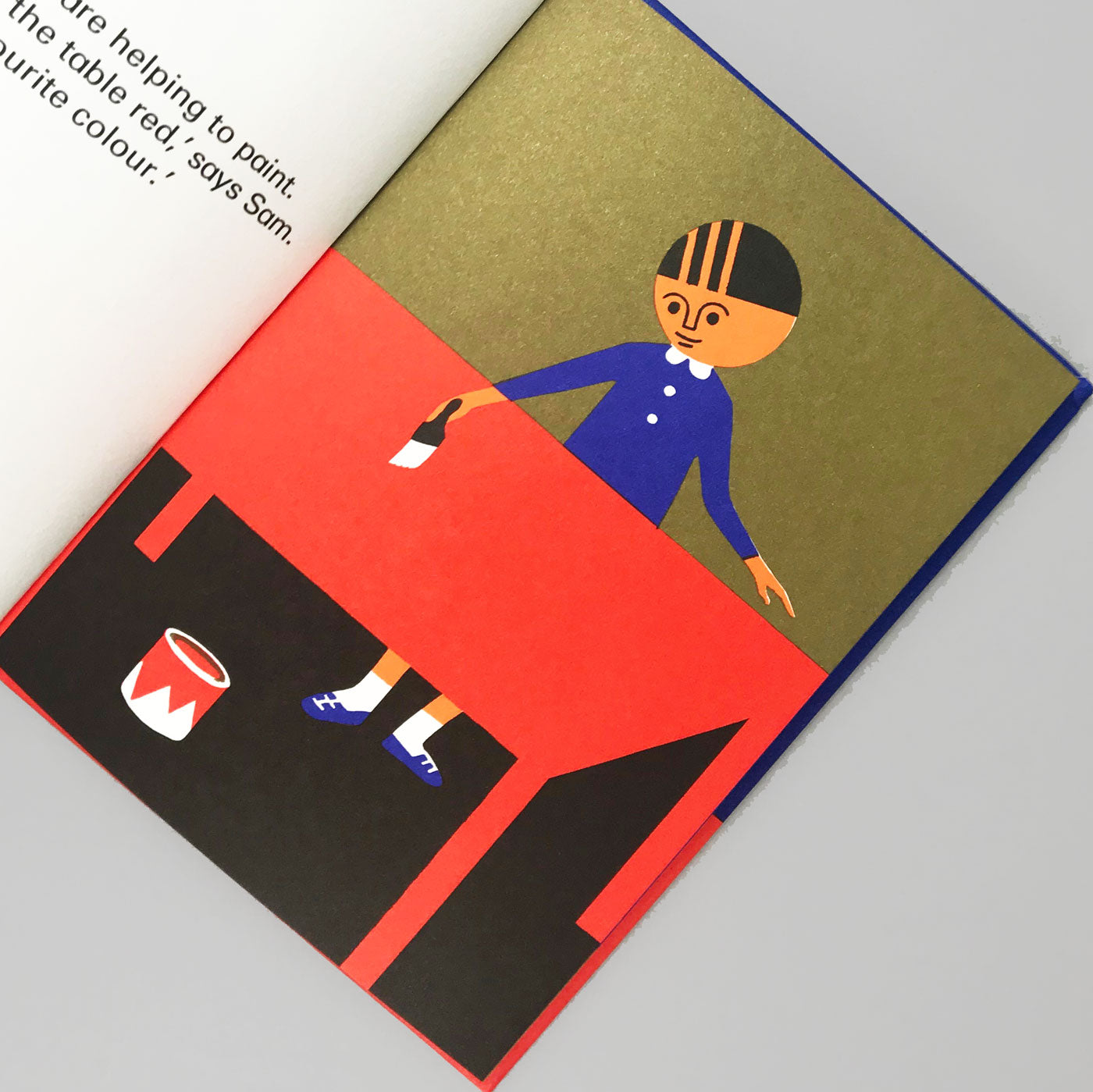 Singer and the Paint by Fredun Shapur