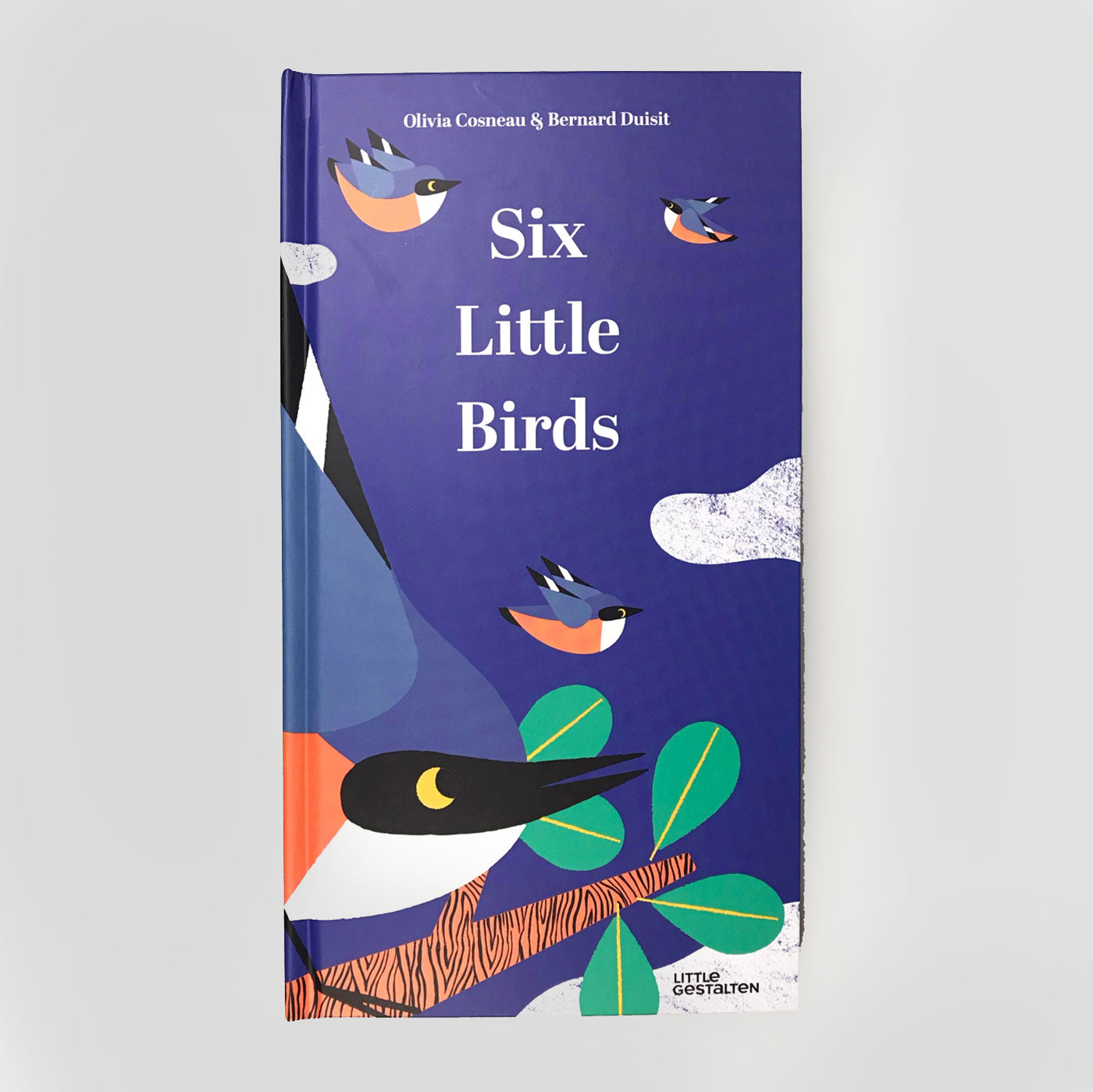 Six Little Birds - Olivia Cosneau & Bernard Duisit
