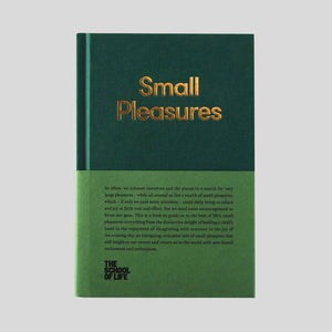Small Pleasures by The School of Life