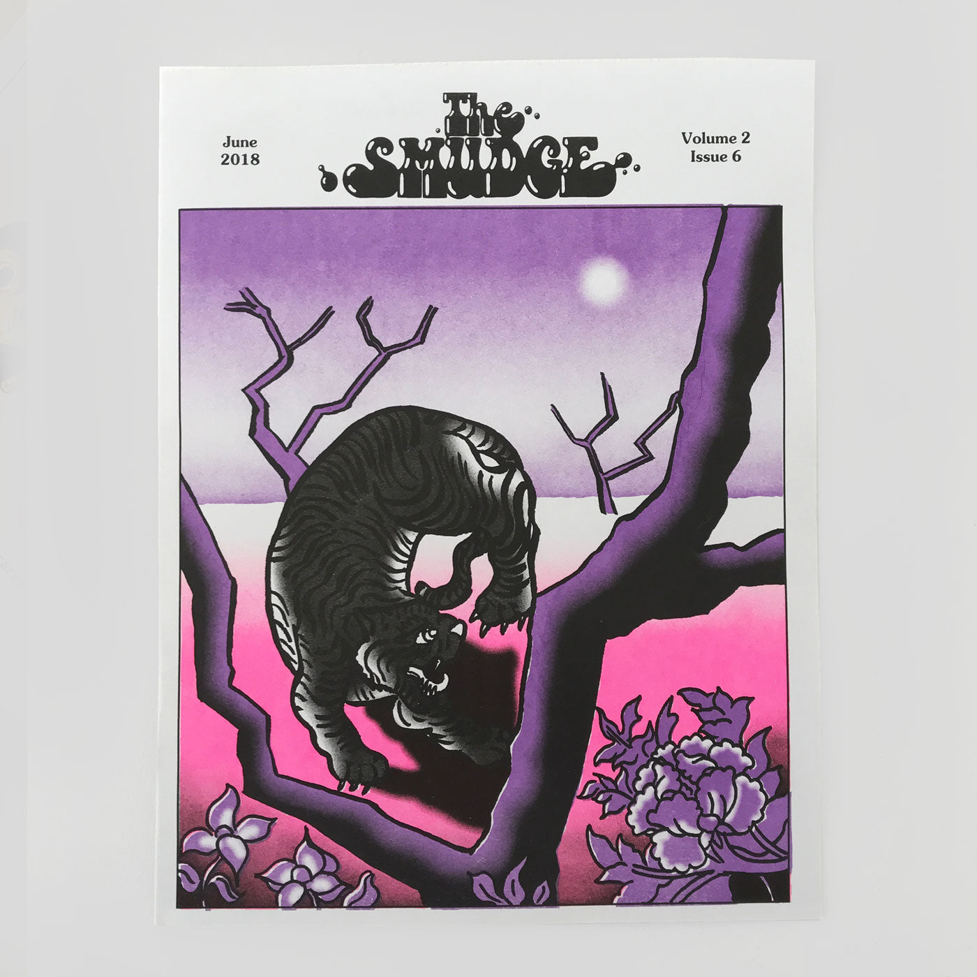 The Smudge Paper Vol.2 Issue 6