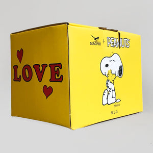 Peanuts Mug - Love - Colours May Vary