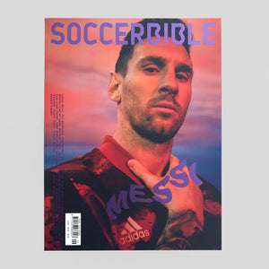Soccerbible #13 'The Wavy Issue' - Colours May Vary