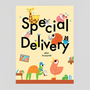 Special Delivery | Elliot Kruszynski | Colours May Vary