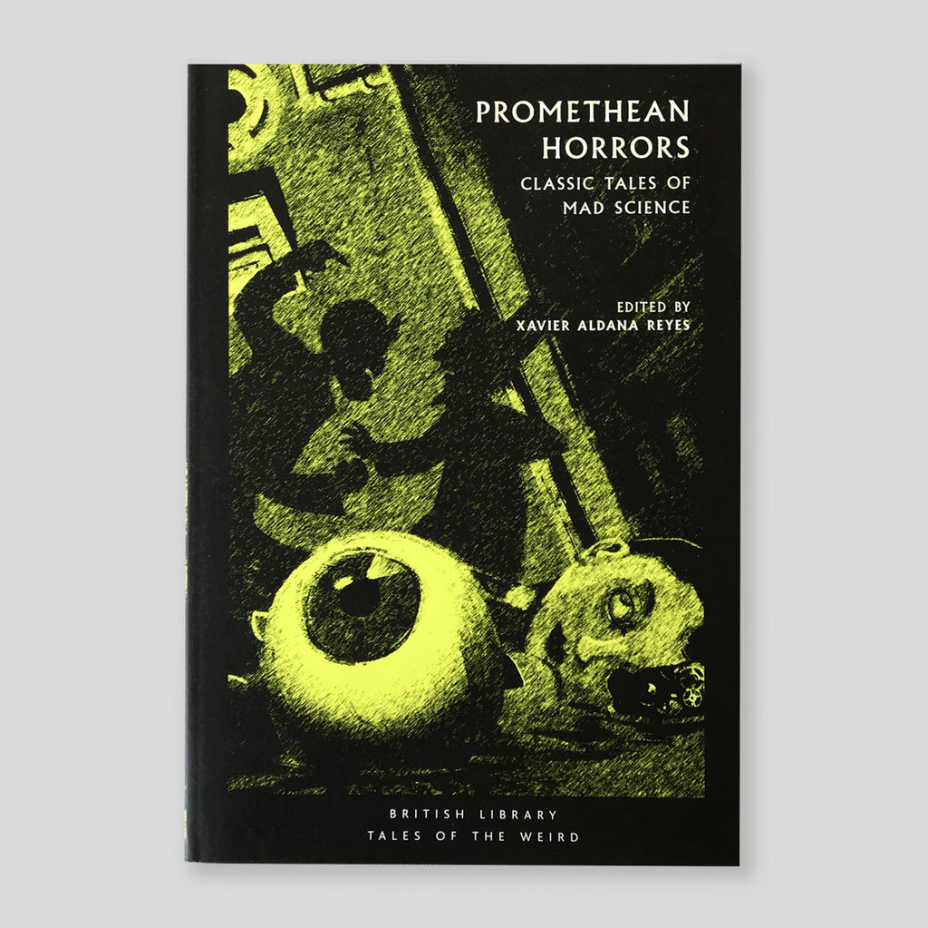 Promethean Horrors: Classic tales of Mad Science | Sprayed Edges Edition | Colours May Vary