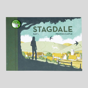 Stagdale (Part 1) by Frances Castle (Pin & Download included) - Clay Pipe Music - Colours May Vary