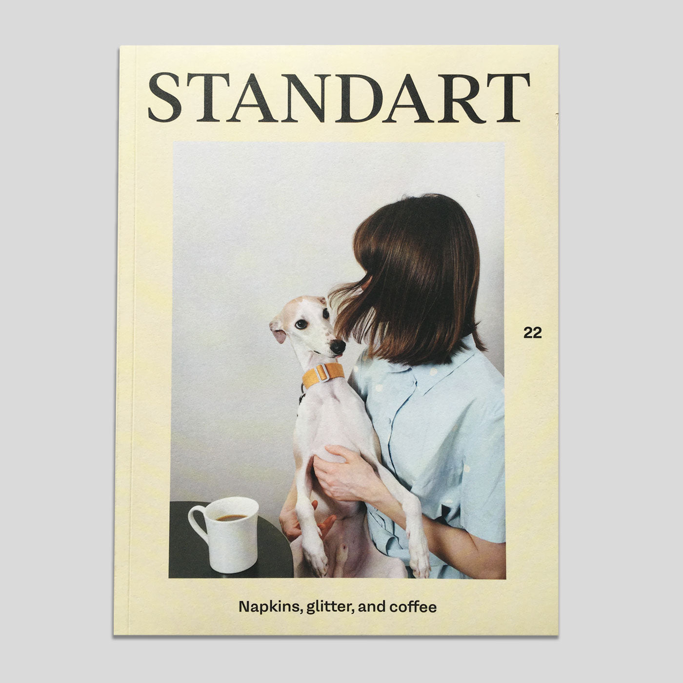 Standart #15 - Colours May Vary
