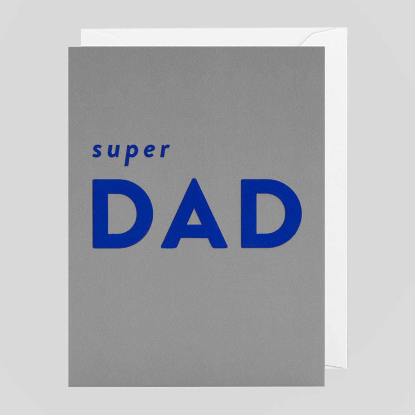 Super Dad Card by Cozy for Lagom - Colours May Vary